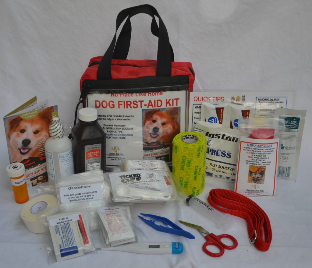 Pet First Aid Kit Giveaway