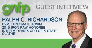 Interview with Iron Paw Award Honoree Ralph C. Richardson, DVM, dipl ACVIM