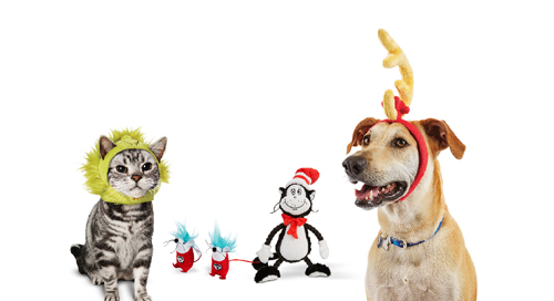 DRSEUSS_COMPILATIONIMAGE  sc 1 st  Goodnewsforpets & How The Grinch Stole Our Hearts This Christmas: By Bringing Dr ...