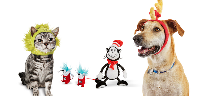 How The Grinch Stole Our Hearts This Christmas: By Bringing Dr. Seuss to Petco