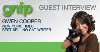 An Interview with CWA BlogPaw Panelist Gwen Cooper