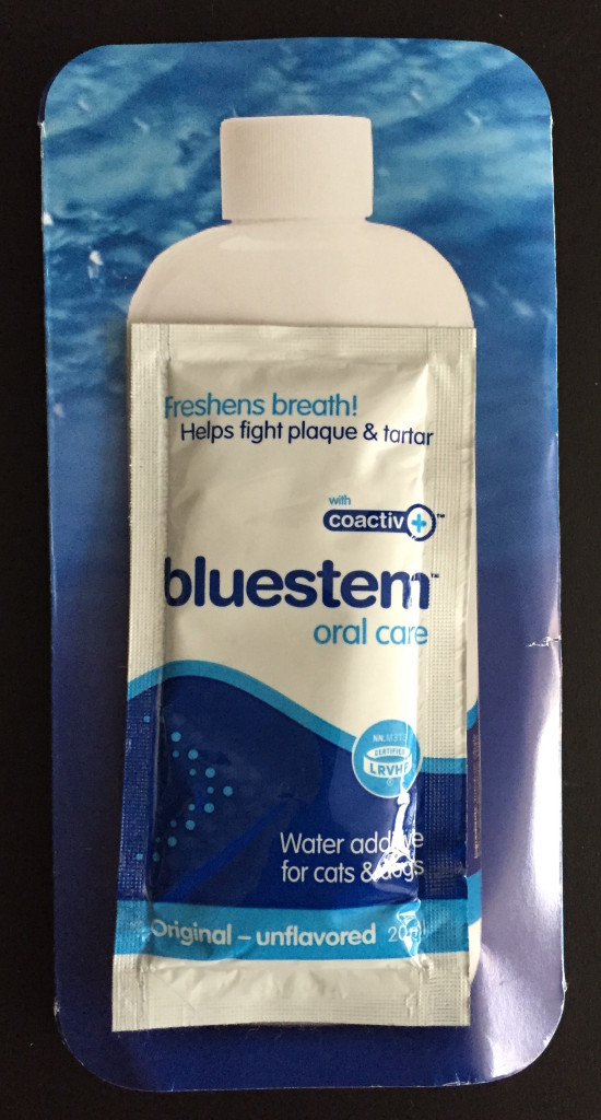 bluestem oral care blogpaws