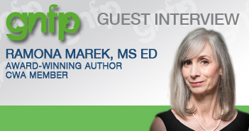 "Interview with Cat Writers' Ramona Marek, MS Ed, 2015 GNFP ""Human-Animal Bond Award"" Recipient"