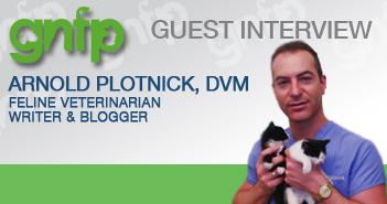 Interview with Arnold Plotnick DVM, MS, ACVIM, 2016 Winn Feline Media Appreciation Award Recipient