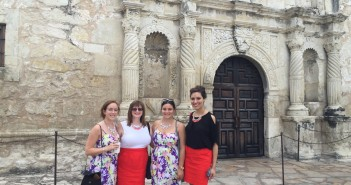 GNFP team at The Alamo.