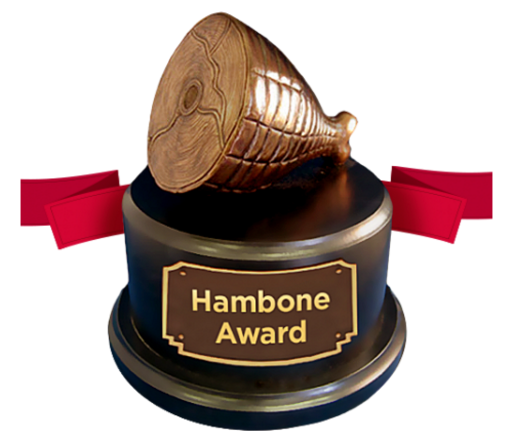 nationwide hambone award