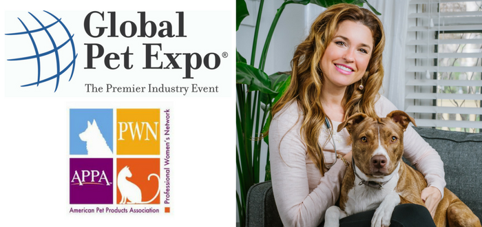 Veterinarian, Entrepreneur and Television Host, Dr. Dani McVety to Speak at APPA's Professional Women's Network Breakfast at Global Pet Expo