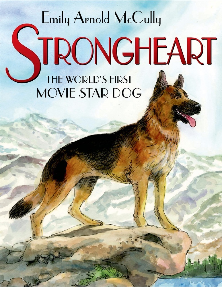 strongheart the worlds first movie star dog