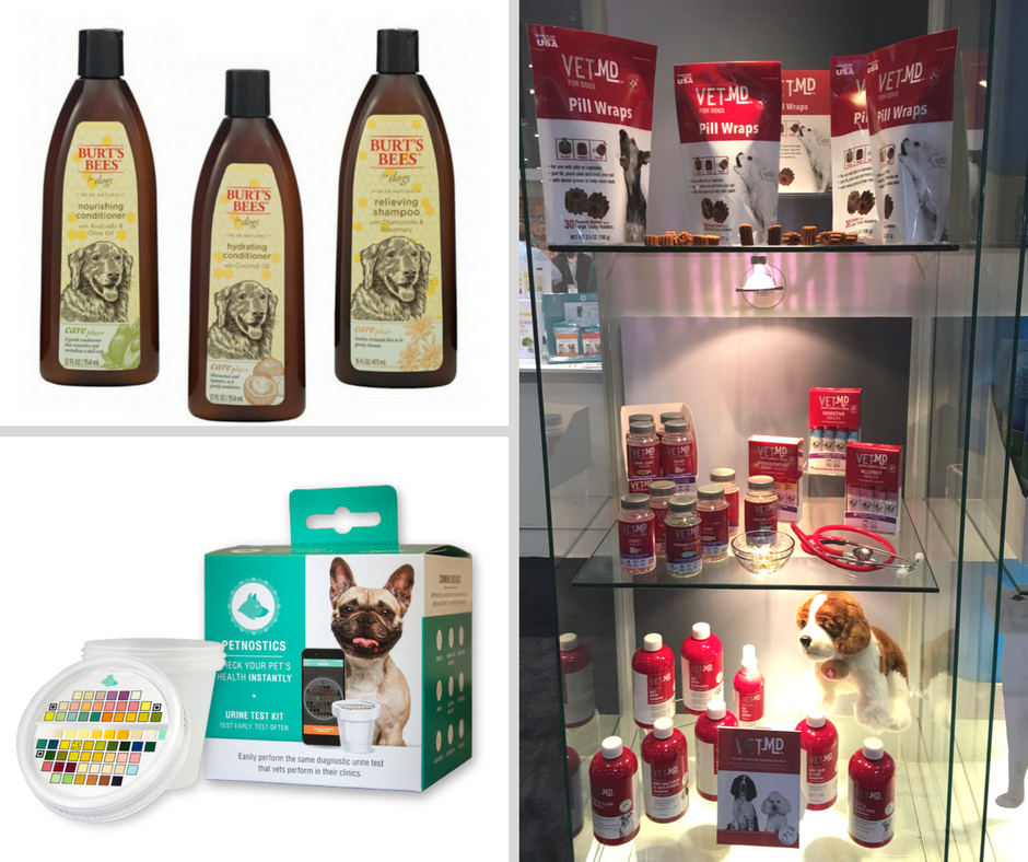burt's bees hot products global pet expo