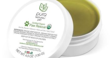 Certified Organic Paw Rescue by Pura Naturals