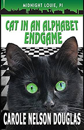 cat writers association cwa carole nelson douglas cat in an alphabet endgame