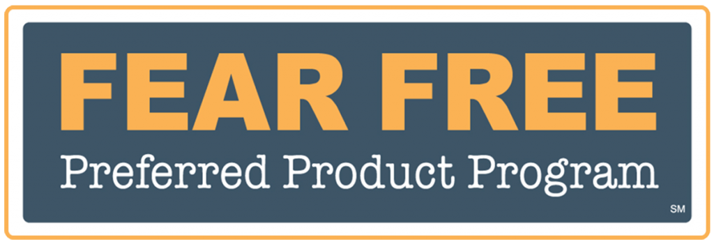 fear free preferred product program