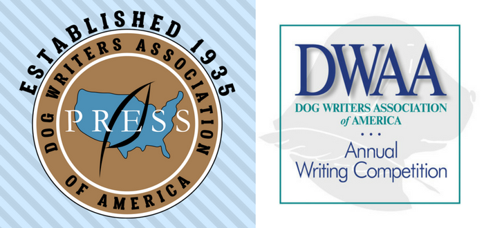 The Dog Writers Association of America's Contest Offers 11 New Writing Awards Worth Nearly $8,000