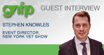 stephen knowles new york vet show