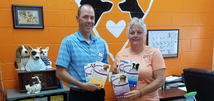 Ceva Animal Health Expands Donation Program to Support Hurricane Pet Relocations