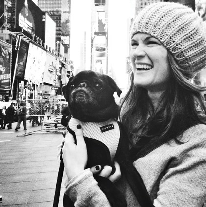 milla chappell real happy dogs new york city nyc