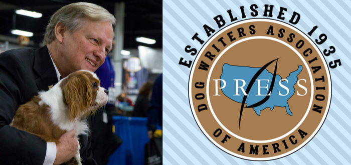 David Frei to be Inducted into the DWAA Hall of Fame