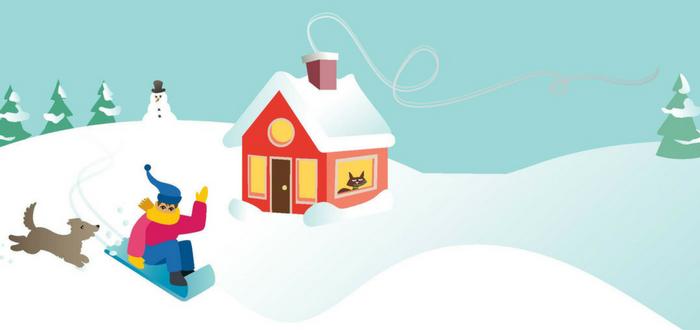 Help Pets Have A Holly Jolly Holiday Season