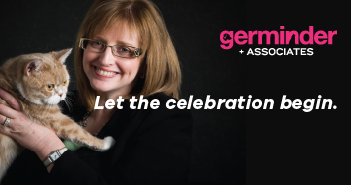 Bring On The Pink: Germinder Celebrates 20th Year