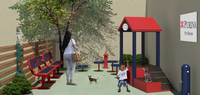 Urban Resource Institute & Purina To Open Brooklyn Domestic Shelter for Pets & People Fall 2018