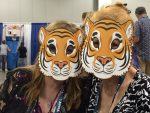 Tiger Masks at AVMA