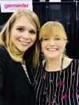 Megan Peters and Lea Ann Germinder