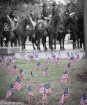 Texas A&M Mounted Calvary