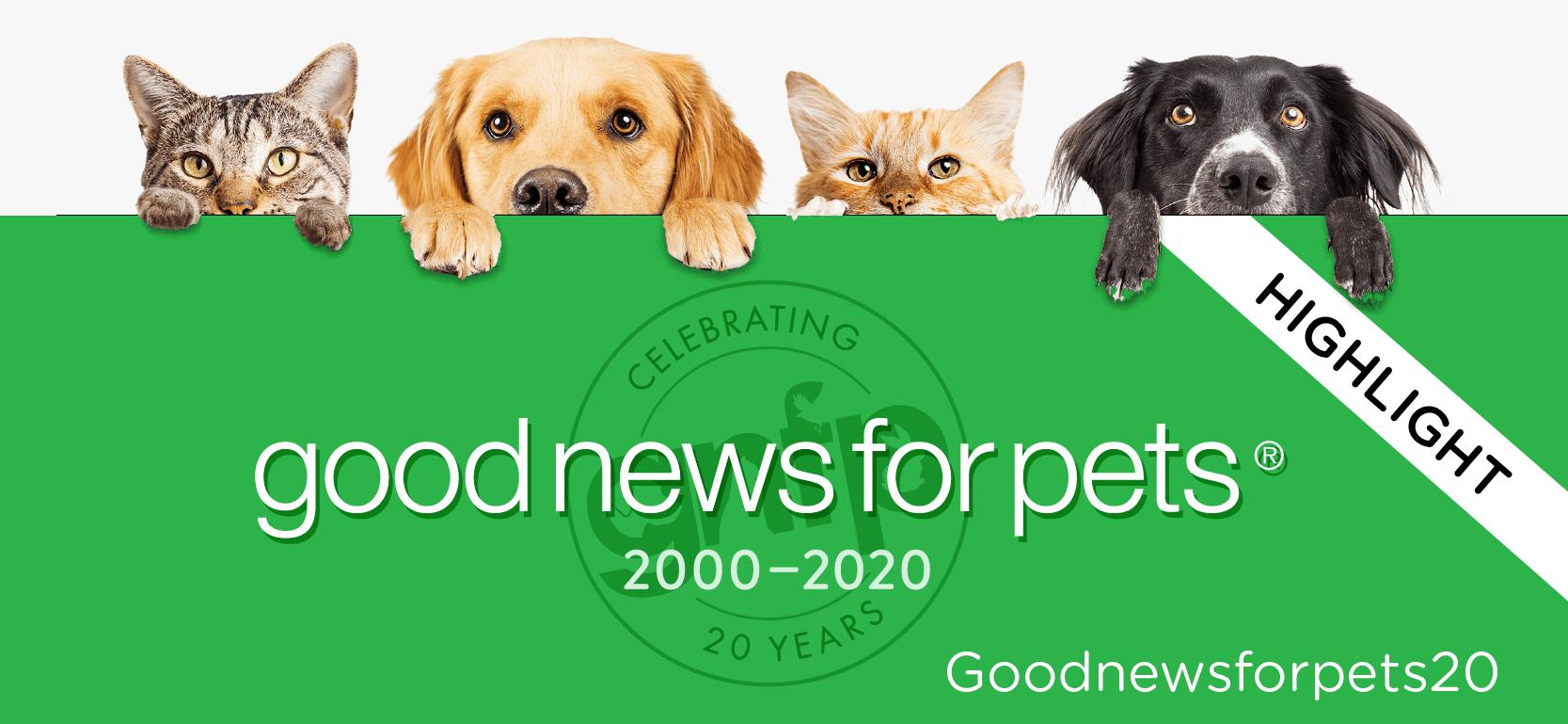 Goodnewsforpets20 Highlight goodnewsforpets.com goodnewsforpets germinder