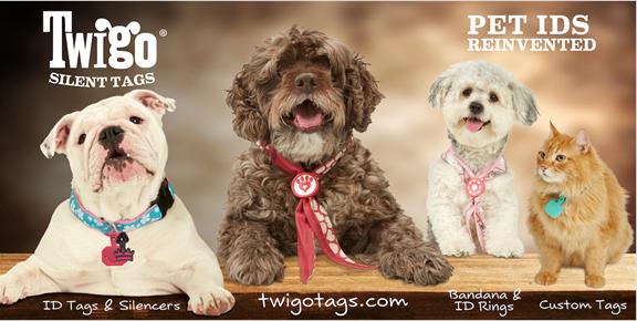 Twigo Pet IDs Reinvented