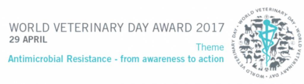world veterinary day award