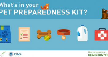 pet preparedness month