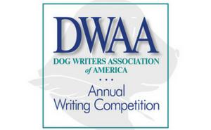 dwaa dog writers contest