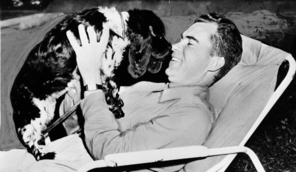 checkers day nixon dogs in politics presidential pets