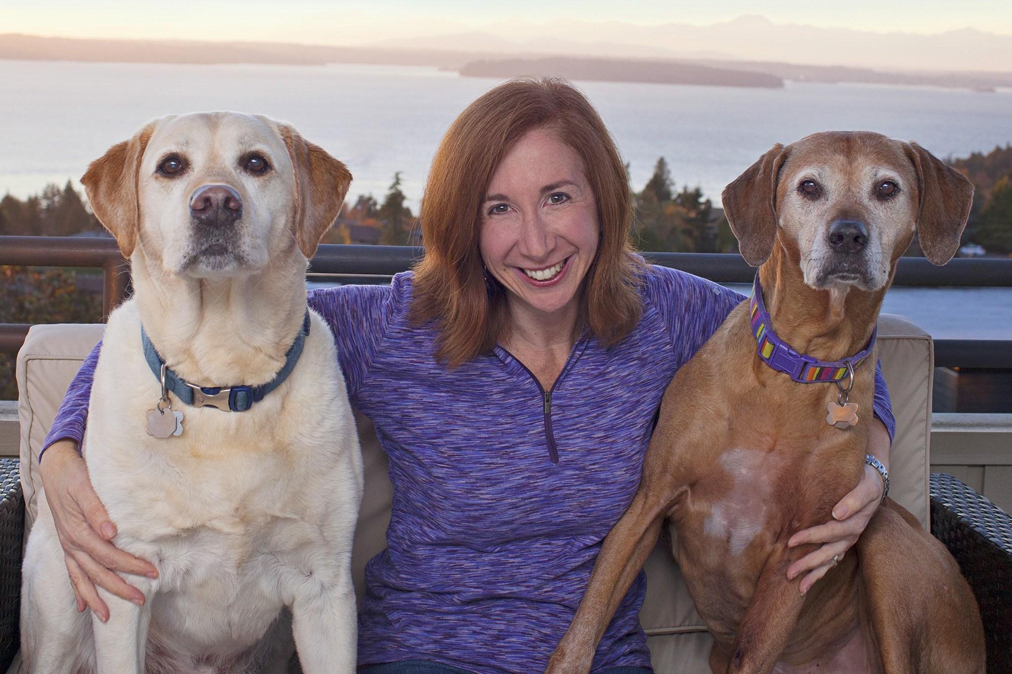 Coffey Time With NBC TODAY com's Laura & Senior Pets - Goodnewsforpets