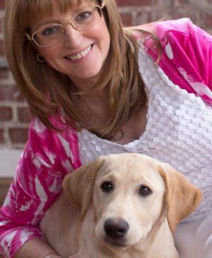 Lea-Ann with Lola