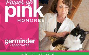 Germinder Power of Pink Honoree