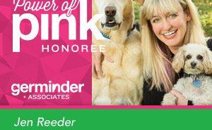 Jen Reeder Germinder20 PowerofPinkHonoree