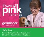 Julie Lux Power of Pink