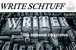Write Schtuff Writing Series
