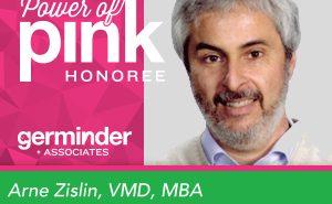 Arne Zislin, VMD, MBA