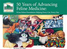 Winn Feline Foundation Anniversary Book