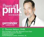 Tom Nelson, DVM Power of Pink Honoree