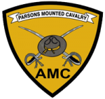 Parsons Mounted Calvary