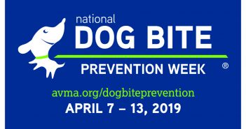 Dog Bite Prevention Week Logo