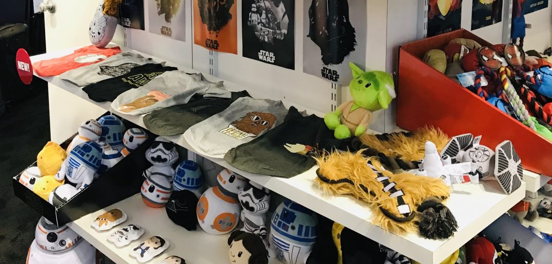 May the Fourth Star Wars Products Licensed by Fetch Now Available At Chewy