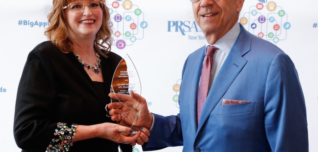 Goodnewsforpets Publisher Receives Makovsky Excellence in Mentoring Award
