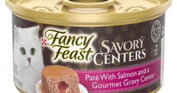 Purina Fancy Feast Savory Centers