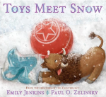 WhenToysMeetSnowBook