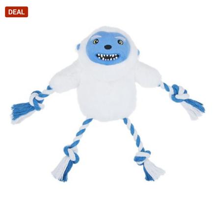 Frisco Yeti Rope Toy