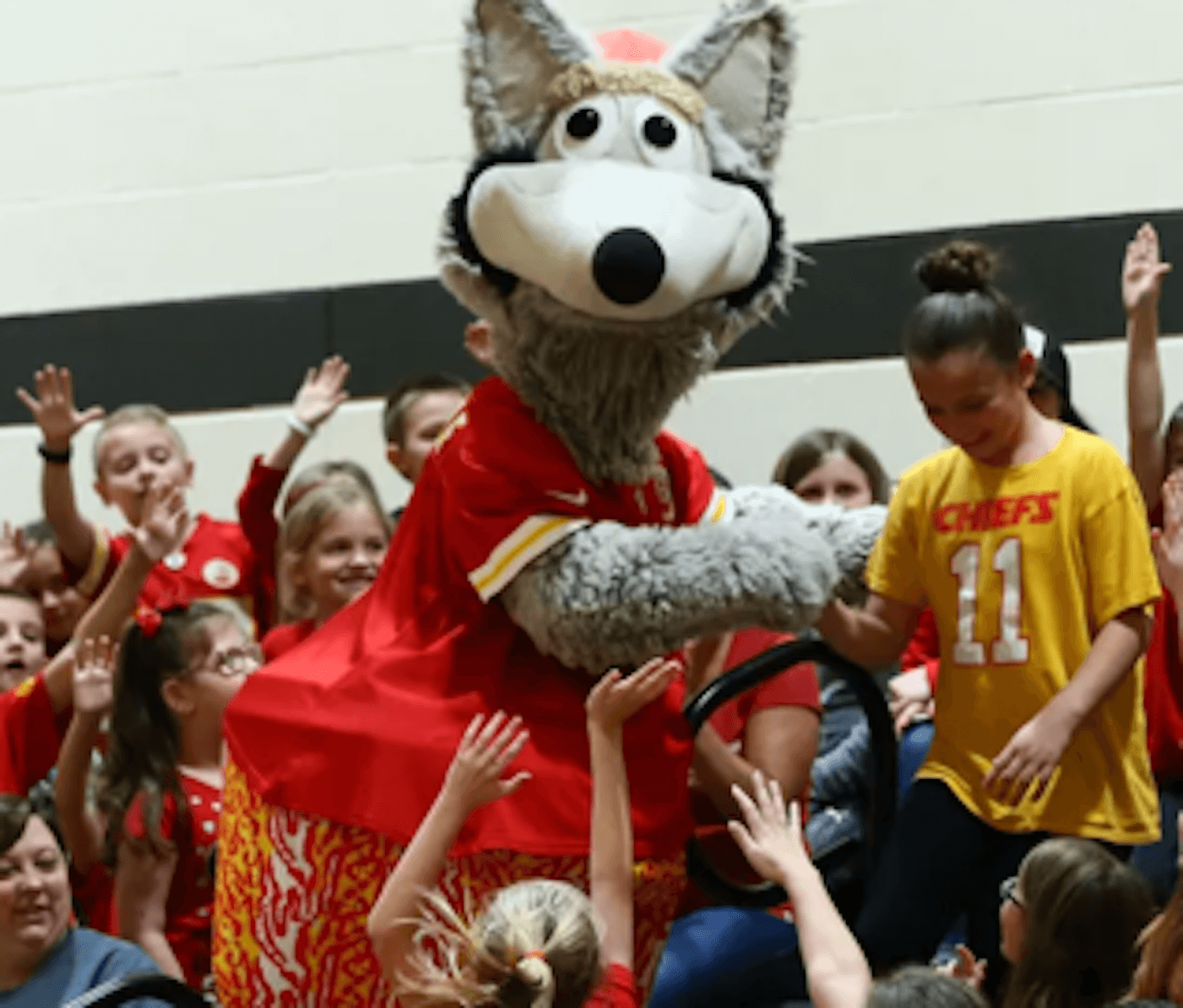 What Is The Name Of The Superbowl Champion Kansas City Chiefs Mascot Goodnewsforpets